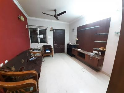 Gallery Cover Image of 1010 Sq.ft 2 BHK Apartment for rent in Miyapur for 14000