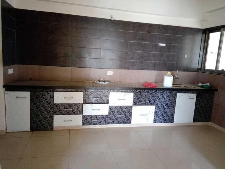 Kitchen Image of 2300 Sq.ft 4 BHK Apartment for buy in Goyal and Co. Orchid Harmony , Shela for 10000000