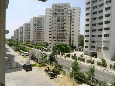 Gallery Cover Image of 600 Sq.ft 1 BHK Apartment for rent in Godrej Vrindavan, Chandkheda for 8500