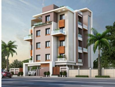 Gallery Cover Image of 1000 Sq.ft 2 BHK Apartment for buy in Kamla Nagar for 3300000