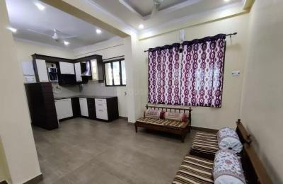 Gallery Cover Image of 1150 Sq.ft 2 BHK Apartment for rent in New Town Society, New Town for 21000