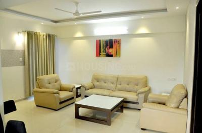 Gallery Cover Image of 1623 Sq.ft 3 BHK Apartment for rent in Wakad for 28000