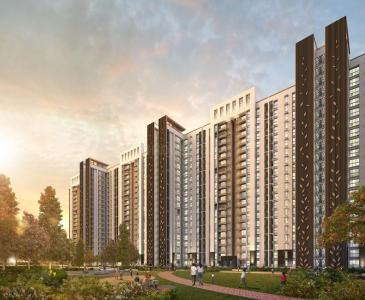 Gallery Cover Image of 795 Sq.ft 2 BHK Apartment for buy in Bhiwandi for 5850000