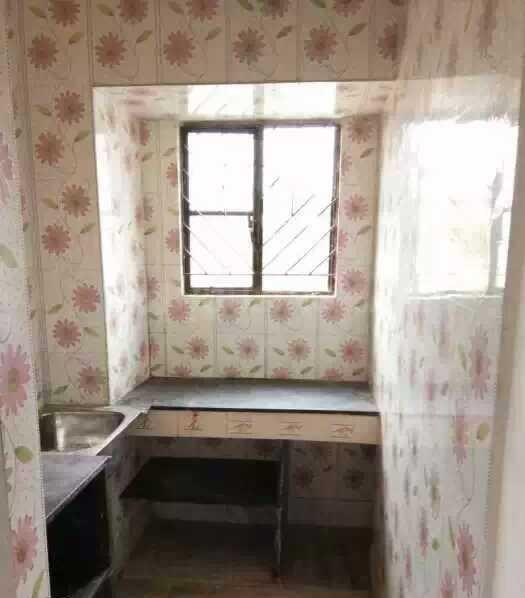 Kitchen Image of 433 Sq.ft 1 RK Apartment for rent in Keshtopur for 4500