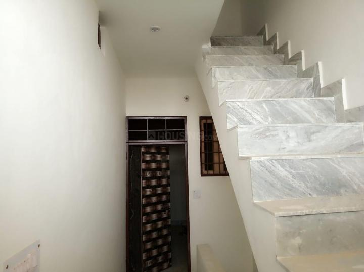 Staircase Image of 765 Sq.ft 3 BHK Independent Floor for rent in Siraspur for 6000