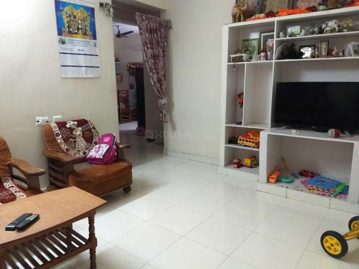 Living Room Image of 1455 Sq.ft 3 BHK Apartment for rent in Hyder Nagar for 23000