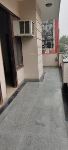 Balcony Image of Mannat PG in Sector 27