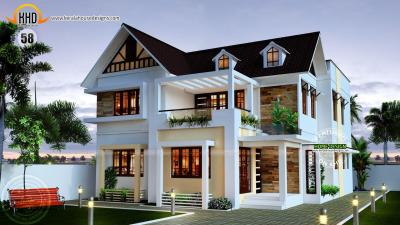Gallery Cover Image of 867 Sq.ft 2 BHK Apartment for buy in S S Colony for 3499999