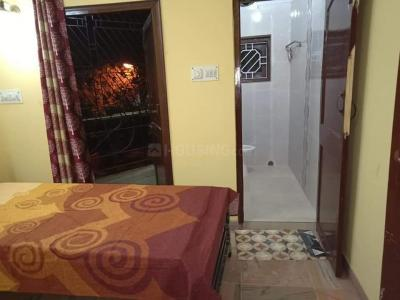 हलतू में अनन्या पीजी में बेडरूम की तस्वीर