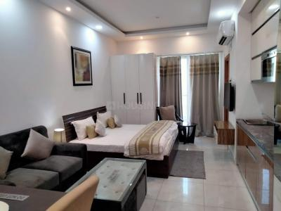 Gallery Cover Image of 535 Sq.ft 1 RK Apartment for buy in Supertech North Eye, Sector 74 for 3400000