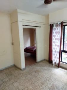 Gallery Cover Image of 650 Sq.ft 1 BHK Apartment for rent in Clover Trump, Sangamvadi for 16000