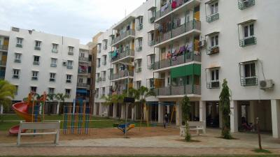 Gallery Cover Image of 677 Sq.ft 2 BHK Apartment for buy in Mahindra Happinest, Avadi for 2520000