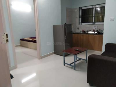 Gallery Cover Image of 550 Sq.ft 1 BHK Independent Floor for rent in BTM Layout for 20000