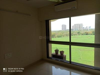 Gallery Cover Image of 750 Sq.ft 1 BHK Apartment for rent in Aadi Allure Wings A To E, Bhandup East for 28000