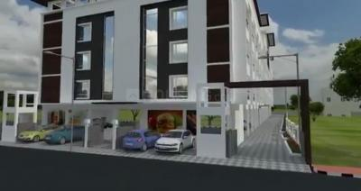 Gallery Cover Image of 600 Sq.ft 2 BHK Independent Floor for buy in Lotus Appartment, Nemilicheri for 2100000