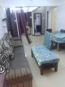 Gallery Cover Image of 1100 Sq.ft 2 BHK Apartment for rent in Kopar Khairane for 34000