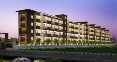 Gallery Cover Image of 608 Sq.ft 1 BHK Apartment for buy in Saiven Silver Oaks, Dommasandra for 1884000