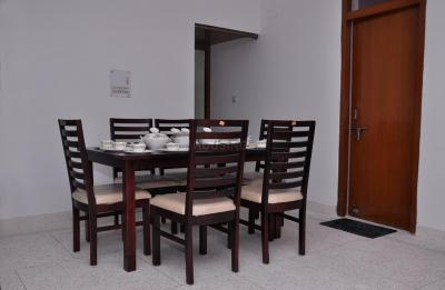 Dining Room Image of PG 4642562 Sector 10 Dwarka in Sector 10 Dwarka