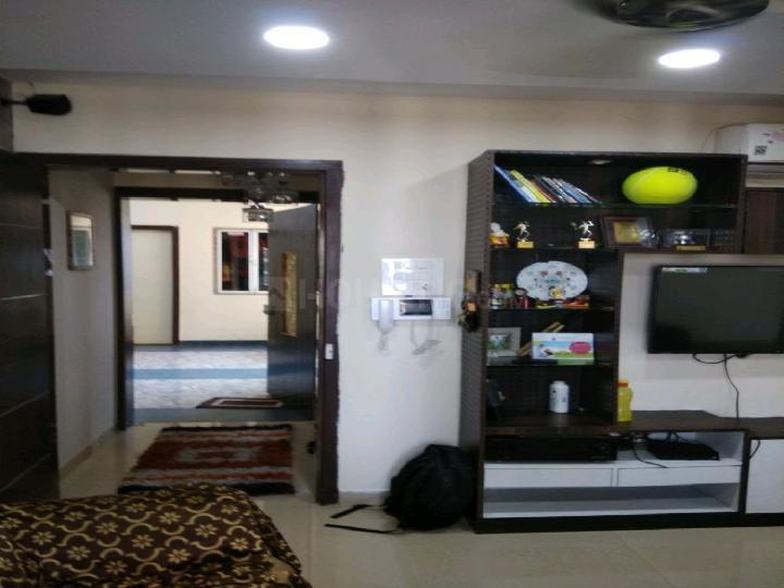 Living Room Image of 1600 Sq.ft 3 BHK Apartment for rent in Kharghar for 50000