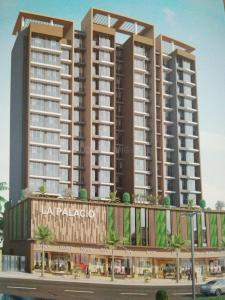 Gallery Cover Image of 1945 Sq.ft 3 BHK Apartment for buy in Ulwe for 15500000