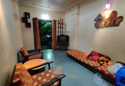 Gallery Cover Image of 650 Sq.ft 2 BHK Independent House for rent in Gokhalenagar for 23000