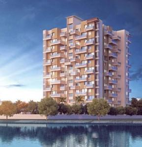 Gallery Cover Image of 1280 Sq.ft 3 BHK Apartment for buy in Dhanori for 8588000