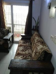 Gallery Cover Image of 950 Sq.ft 2 BHK Apartment for rent in Ajnara Homes121, Sector 121 for 22000