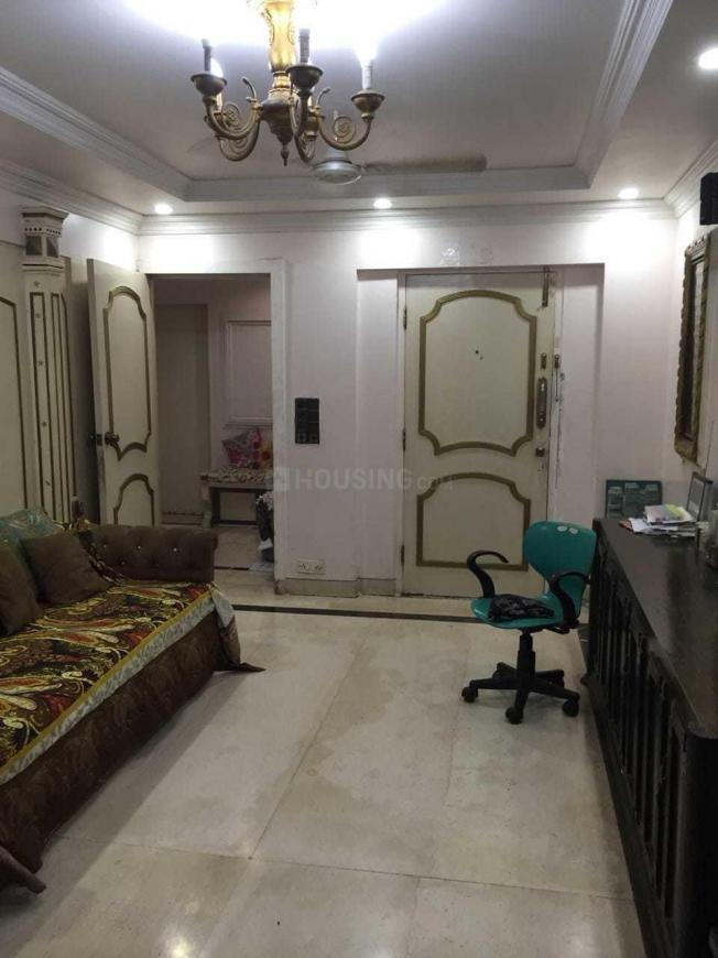 Living Room Image of 800 Sq.ft 2 BHK Apartment for rent in Andheri West for 50000