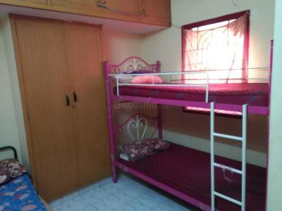 Bedroom Image of Raji PG in Guindy