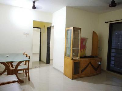 Gallery Cover Image of 640 Sq.ft 1 BHK Apartment for rent in Kasarvadavali, Thane West for 13000