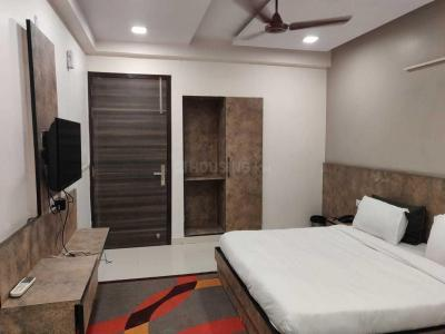 Bedroom Image of Pushpanjali PG in Sector 7 Dwarka