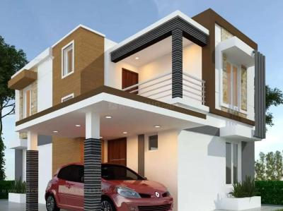 Gallery Cover Image of 1600 Sq.ft 3 BHK Independent House for buy in Perur for 5000000