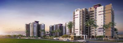 Gallery Cover Image of 888 Sq.ft 3 BHK Apartment for buy in Merlin Waterfront, Botanical Garden Area for 5352864