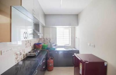 Kitchen Image of Flat No 104 Kayarr Providence Apartemnt in Harlur