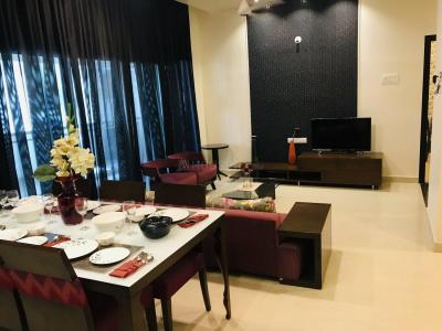 Gallery Cover Image of 1350 Sq.ft 3 BHK Apartment for buy in Hinjewadi for 9600000