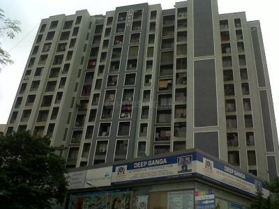 Gallery Cover Image of 690 Sq.ft 1 BHK Apartment for rent in Goregaon East for 32000