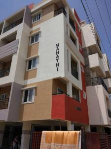 Gallery Cover Image of 650 Sq.ft 1 BHK Apartment for rent in Ramamurthy Nagar for 14000