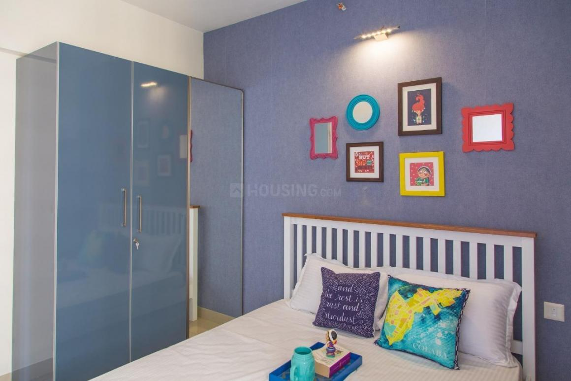 Bedroom Image of 1278 Sq.ft 3 BHK Apartment for buy in Bhiwandi for 8500000