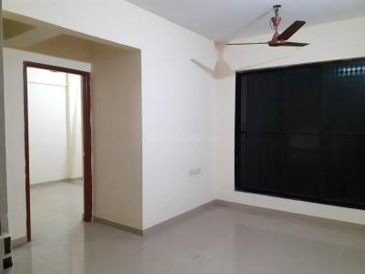 Gallery Cover Image of 615 Sq.ft 1 BHK Apartment for rent in Kopar Khairane for 15000