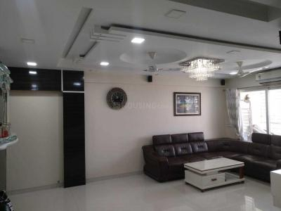 Gallery Cover Image of 1230 Sq.ft 2 BHK Apartment for rent in Kopar Khairane for 25000