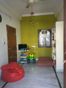Gallery Cover Image of 900 Sq.ft 2 BHK Independent Floor for rent in Jillelguda for 7500