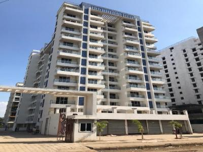 Gallery Cover Image of 646 Sq.ft 2 BHK Apartment for buy in Karanjade for 7200000