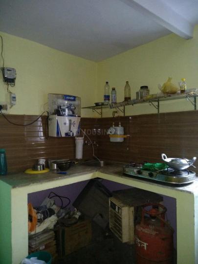 पटेल नगर में श्री पीजी के किचन की तस्वीर
