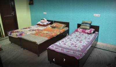 Bedroom Image of Sai Residency PG in Sector 14