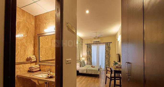 Bathroom Image of 1880 Sq.ft 3 BHK Apartment for buy in Krishnarajapura for 14900000