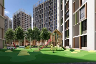 Gallery Cover Image of 1200 Sq.ft 4 BHK Apartment for buy in SD Siennaa Wing F, Kandivali East for 29000000