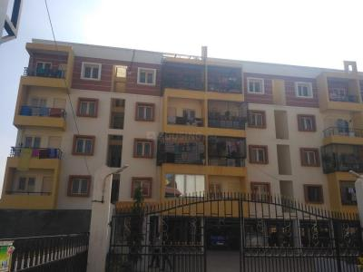 Gallery Cover Image of 945 Sq.ft 2 BHK Apartment for rent in  KB Eco City, Electronic City for 12500