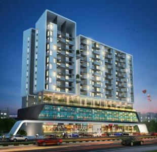 Gallery Cover Image of 1350 Sq.ft 3 BHK Apartment for buy in Saarrthi Success Square, Kothrud for 24000000