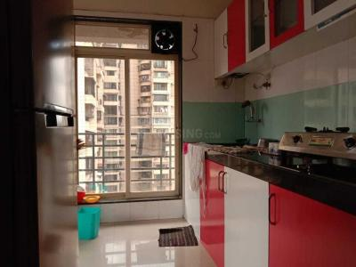 Gallery Cover Image of 1650 Sq.ft 3 BHK Apartment for rent in Kharghar for 35500