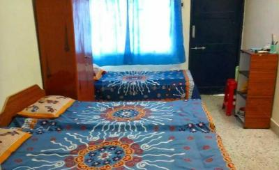 Bedroom Image of Sadhna PG in Kengeri Satellite Town